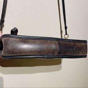 Coach Bags - Coach 70's Vintage Leather Purse/Shoulder Bag